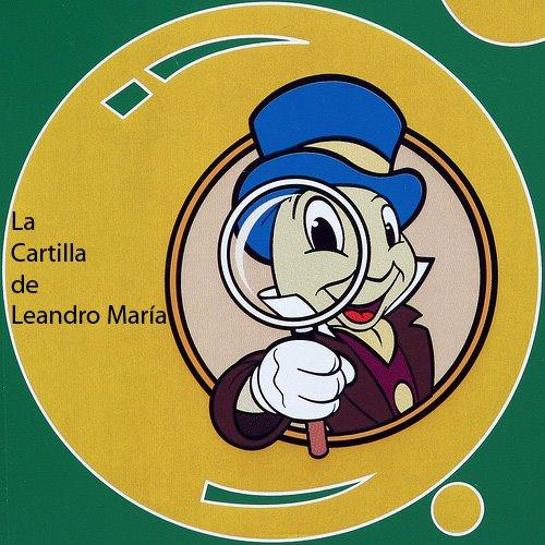 La cartilla de Leandro María
