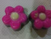 Coklat Bentuk Bunga