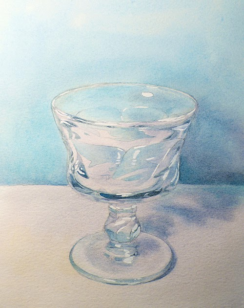 Paint draw paint learn to draw watercolor basics how to for How do i paint glass