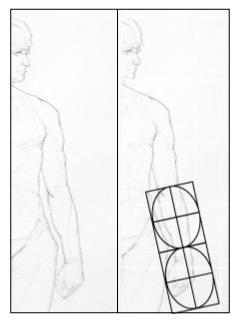 paint draw paint learn to draw drawing basics proportions of the arm