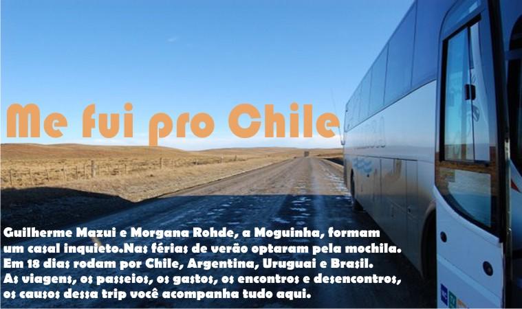 Me fui pro Chile