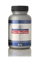 4Life Targeted Vitamin & Mineral Complex