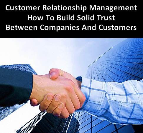 customer relationship management dimensions Of the modern approach to customer relationship management and factors  on  distinguishing between technical and functional dimensions of customer.