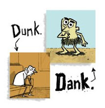 Dank/Dunk Weekly Comic strip