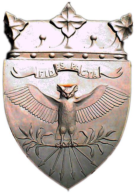 Logo Minahasaraad 1930-an