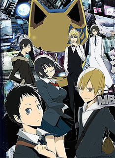 Finale, So.Ra.No.Wo.To, Durarara!!