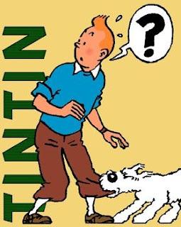 Tintin Movie 2011
