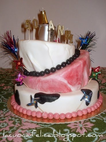 La cuoca felice torta storta for Economici piani a due piani