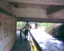 Passagem subterranea Via Dutra