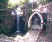 Santuario em Santa Rita de Jacutinga-MG