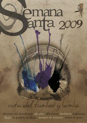 Semana Santa en el Bajo Aragón histórico - Ruta del Tambor y el Bombo