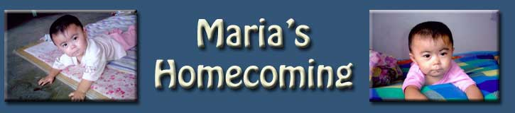 Maria's Homecoming