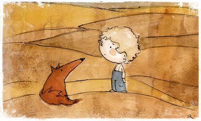 The Little Prince Fan Art #1