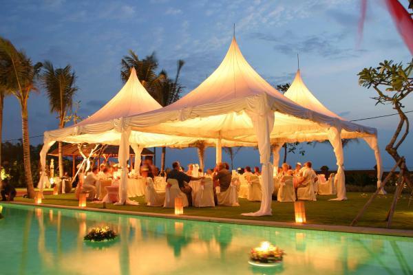 Aladin 5x5m Tent