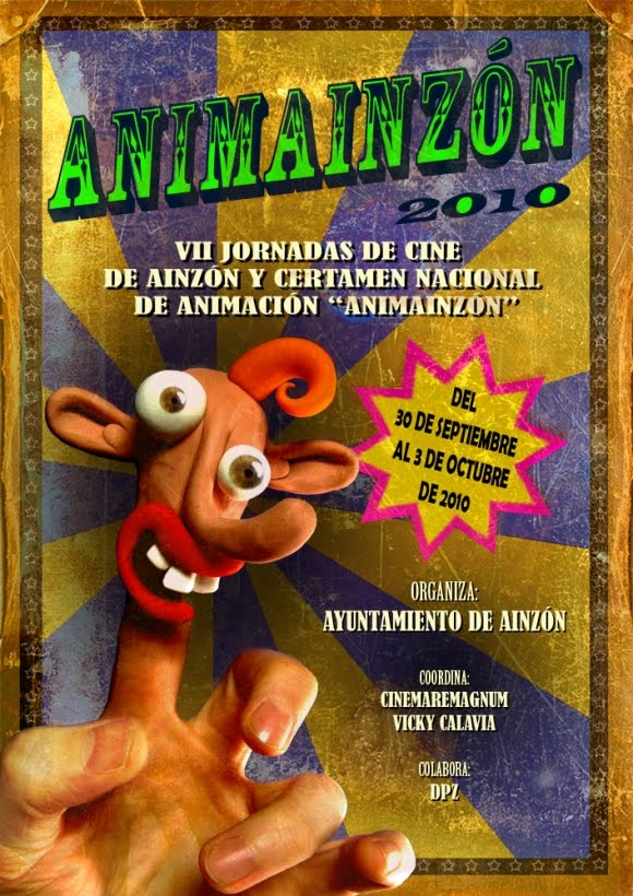 Cartel Jornadas y Animainzon