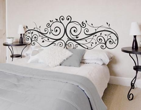 V mo l em casa adesivo de parede moldes - Plantillas pared ikea ...