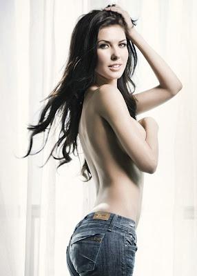 Audrina Patridge Topless Pic