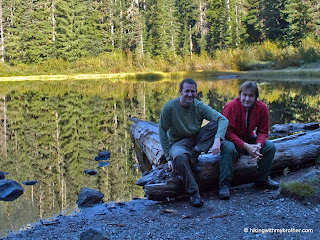 silver peak twin lake hikingwithmybrother