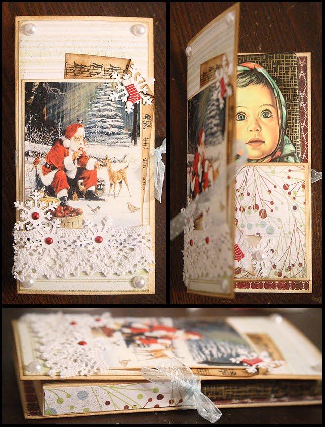 открытки внутри которых картинки