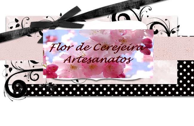 Flor de Cerejeira Artesanatos