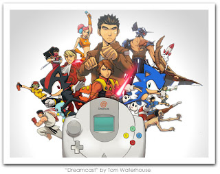 And Sega said, let there be Dreamcast, and it was good.