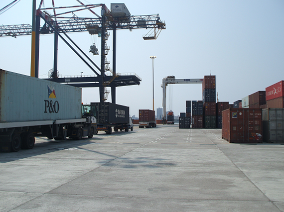 Port of Durban - Pier 1 Container Terminal