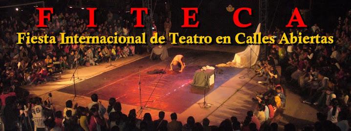 Fiesta Internacional de Teatro en Calles Abiertas