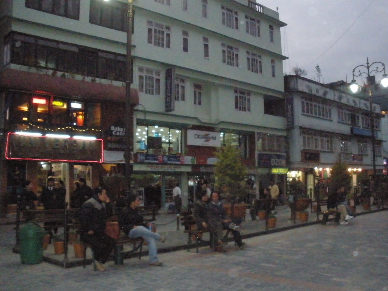M G Marg Gangtok Sikkim India