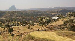 Región de Tigrai - Norte de Etiopía