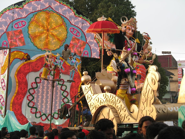 Madikeri Dasara - Second Famous Dasara Festival in India