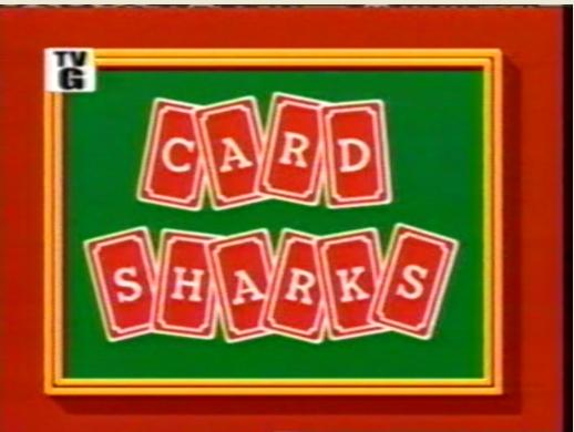 card sharks game online