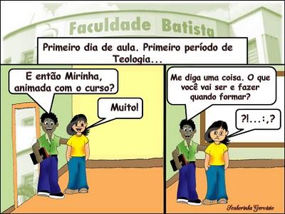 MULHERES BATISTAS E MINISTÉRIO (clicar na foto)