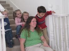 Aunt C & the kids