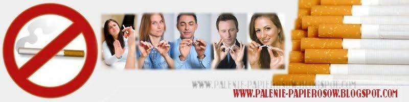 Palenie papierosów - Blog o tym jak rzucić palenie