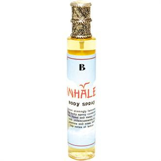 inhale body spray lrg