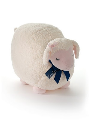 Lambie+Plush+ +Cream