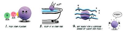 bath bomb howto