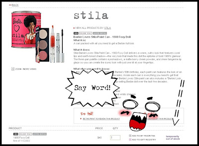 barbie+stila