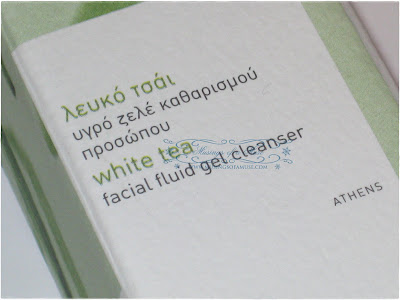 Korres+White+Tea+Facial+Fluid+Gel+Cleanser++2