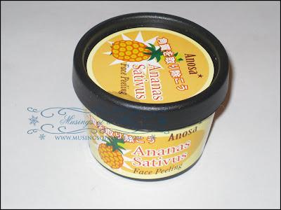 Anosa+Ananas+Sativus+Face+Peeling+Mask+1