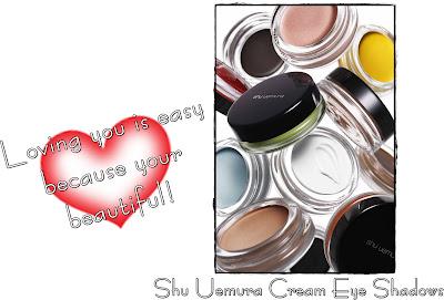 Shu+Uemura+Cream+Eye+Shadows
