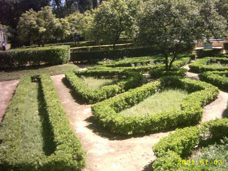 La cultura del jardin laberintos y setos en jardines historicos Jardin laberinto