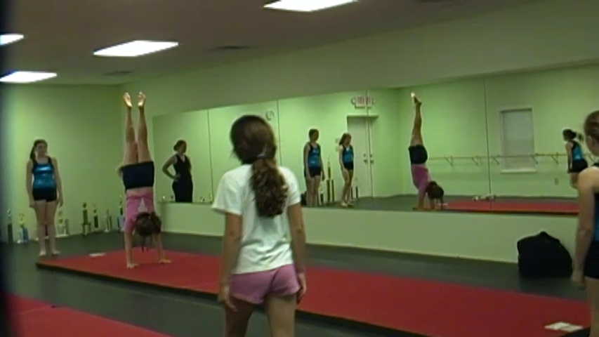 floor gymnastics charlotte