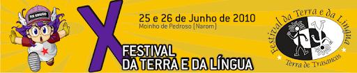 FESTIVAL DA TERRA E DA LÍNGUA
