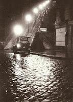 Photo de Wlly Ronis en 1934 (Haut rue Muller)