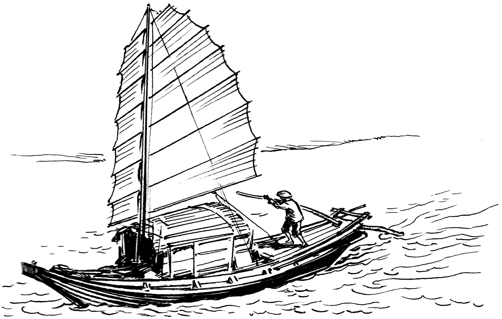 how to say boat in chinese