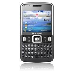 Samsung C6625 Windows Mobile 6.1 Valencia