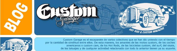 Blog Custom Garage