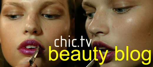 CHIC.TV Beauty Blog