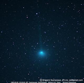 Cometa IRAS-Araki-Alcock